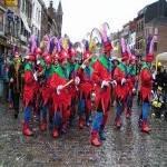 Carnival of Binche 2017