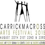 Carrickmacross Arts Festival 2020