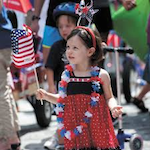 Chastain Park July 4th Parade 2019