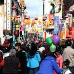 China Town Community Street Fair 2017