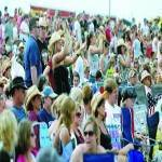 Chippewa Valley Country Music Fest 2017