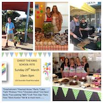 Christ the King Spring Arts and Craft Fair 2017