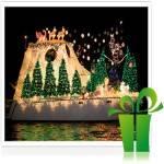 Christmas Boat Parade 2015