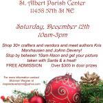 Christmas Craft and Vendor Event 2018