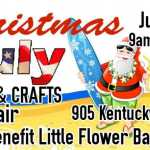 Christmas In July Arts & Crafts Fair 2020