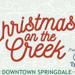 Christmas on the Creek 2019