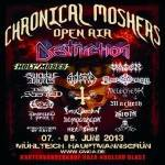 Chronical Moshers Open Air 2021
