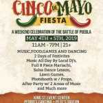 Cinco De Mayo Weekend Fiesta 2021