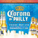 CincoDePhilly: Events feat. Corona Light, Corona Extra, and Modelo Especial 2020