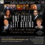 "Cinema and Social Justice Sunday Screening - ""One Child Left Behind: The Untold Atlanta Cheating Scandal"" 2020"