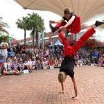 Coffs Harbour International Buskers and Comedy Festival 2019