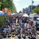 Cotton District Arts Festival 2018