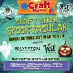 Craft Show Spooktacular 2020