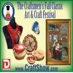 Craftsmen's Fall Classic Art & Craft Festival 2021