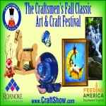 Craftsmen's Fall Classic Art & Craft Festival 2019