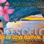 Dances of Love Festival Hawaii 2018