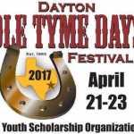 Dayton Ole Tyme Days Festival 2021