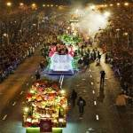 Dia de Los Reyes Parade 2020