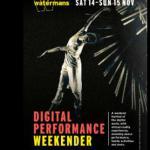 Digital Performance Weekender 2018