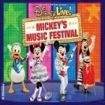 Disney Live Mickeys Music Festival 2019