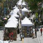 Downtown Burbank Fine Arts Festival 2019