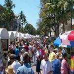 Downtown Naples New Year's Art Fair 2018