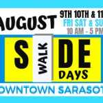 Downtown Sidewalk Days Event 2020
