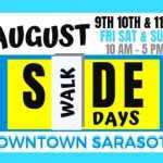 Downtown Sidewalk Days Event 2021