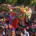 Dragon Parade Lunar New Year Festival 2018