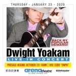 Dwight Yoakam in Concert 2020