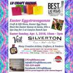 Easter Eggstravaganza Craft & Gift Show with Easter Egg Hunt 2019