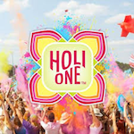 Edinburgh HOLI ONE Colour Festival 2019