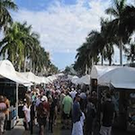 Eighteenth Downtown Delray Beach Craft Festival 2020