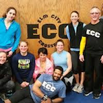 Elm City CrossFit's Frosty Festival 2017