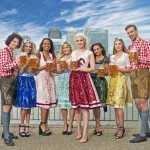 Erdinger Oktoberfest in London 2021