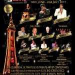 Europe's Tribute to Elvis Festval Blackpool 2017
