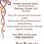 Fall Festival Craft & Vendor Event 2021