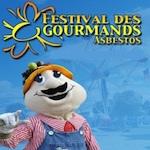 Festival des Gourmands Asbestos 2020