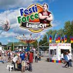 Festival Festi Force Louis Cyr 2020