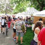 Festival in the Park Vendor Application Now Available 2021