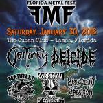 Florida Metal Fest 2017