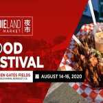 FoodieLand Night Market - SF Bay Area (August 14-16, 2020) 2020