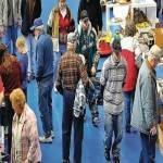 Fort Ritchie Community Indoor Yard Sale 2019