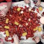Louisiana Crawfish Boil - Wine and Cider Throw Down - TREASURE ISLAND SF 2020