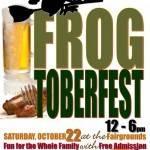Frogtoberfest 2016