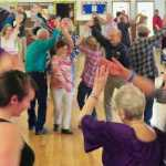 Fun Intro to Square Dance with the Ramblers 2019