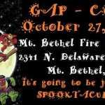 Gap Con! Halloween Comic Book Expo 2019