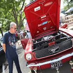 Garland Cars, Cooking & Blues Fest 2019