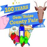 Gem and boise County Fair 2020