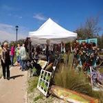 Green Market at the Corinth DepotApril 2021